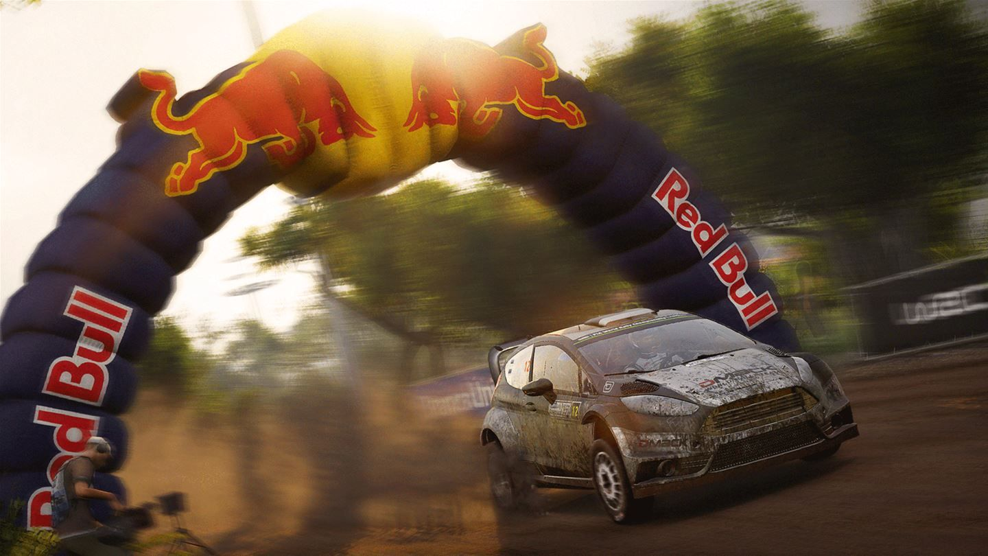 WRC 6: The Official Game