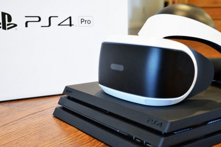 PlayStation 4 Pro - PSVR