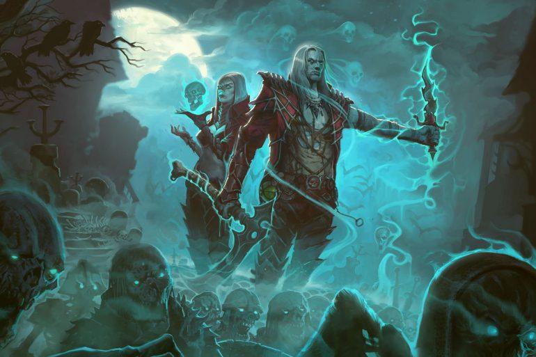 Diablo III: L'Ascesa del Negromante