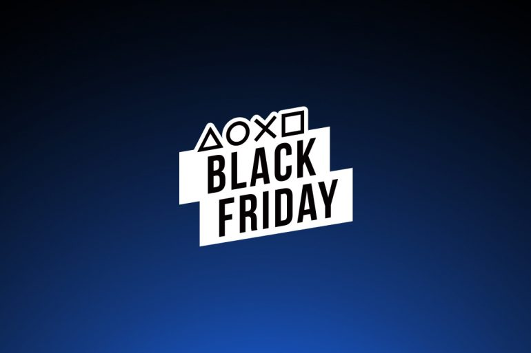 PlayStation Store - Black Friday