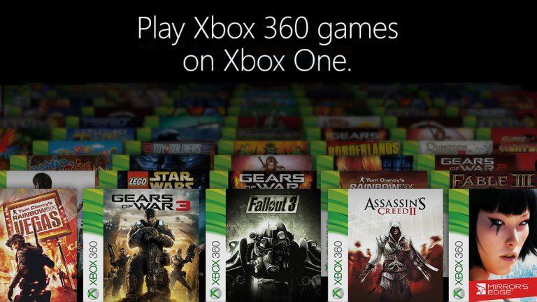 Xbox One  la lista dei giochi Xbox 360 retrocompatibili (agg. Agosto ... b4a533ee7f2