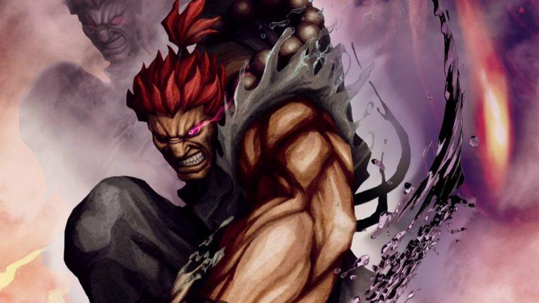 Street Fighter V: Akuma