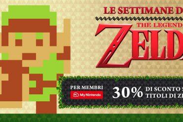 Le Settimane di The Legend of Zelda