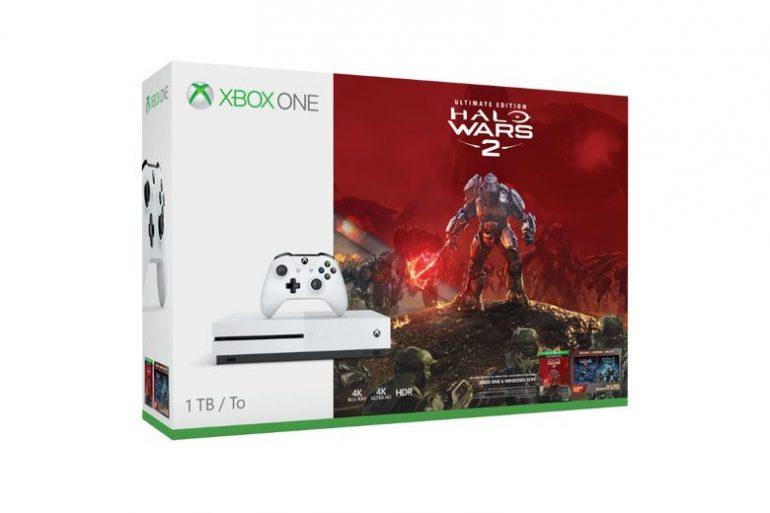 Xbox One S - Halo Wars 2
