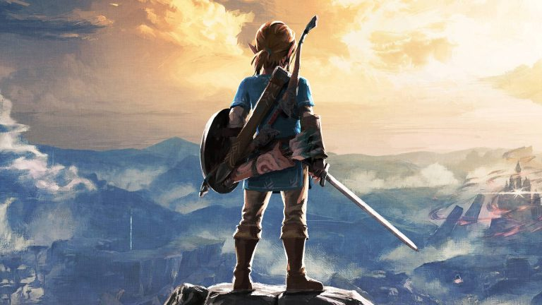 The Legend Of Zelda Breath Of The Wild Recensione Switch Vgn It