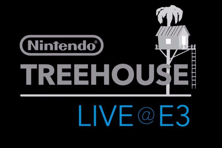 Nintendo Treehouse