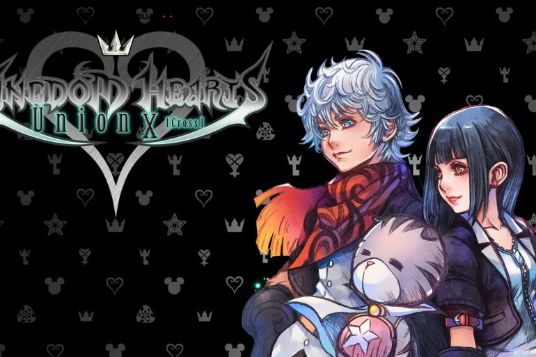 Kingdom Hearts Union X Cross