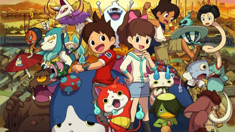 Yo kai watch 2 polpanime e spiritossi recensione 3ds vgn.it