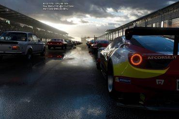 Forza Motorsport - Project Scorpio