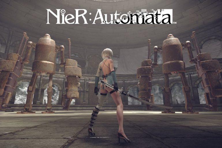 NieR: Automata: 3C3C1D119440927