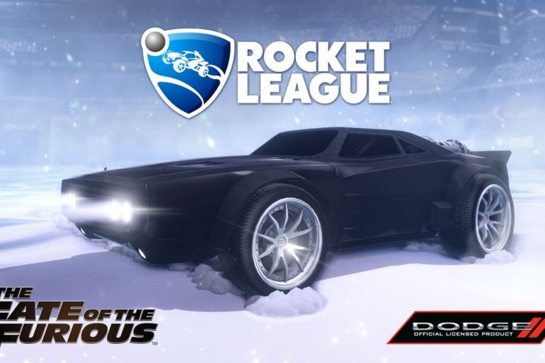 Rocket League: The Fate of the Furious