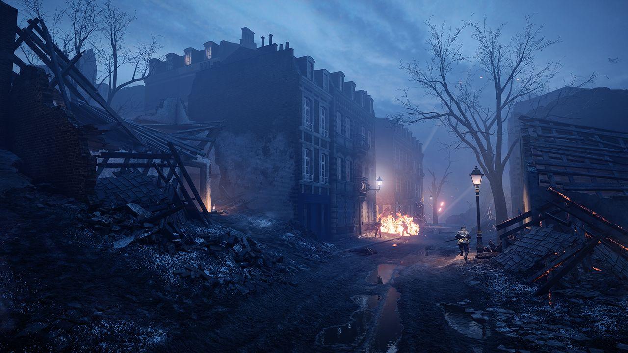 Battlefield 1: Prise de Tahure