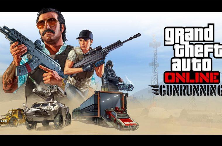 GTA Online - Traffico d'Armi