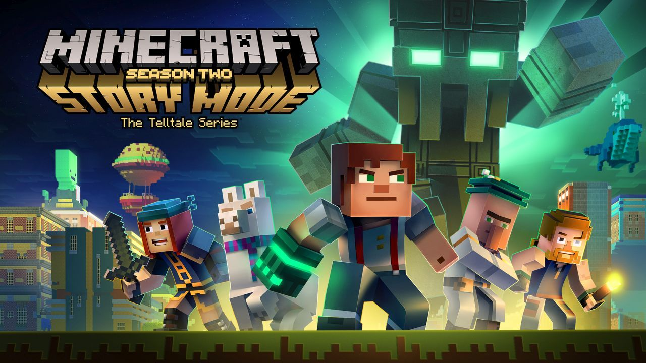 Minecraft: Story Mode - Season 2