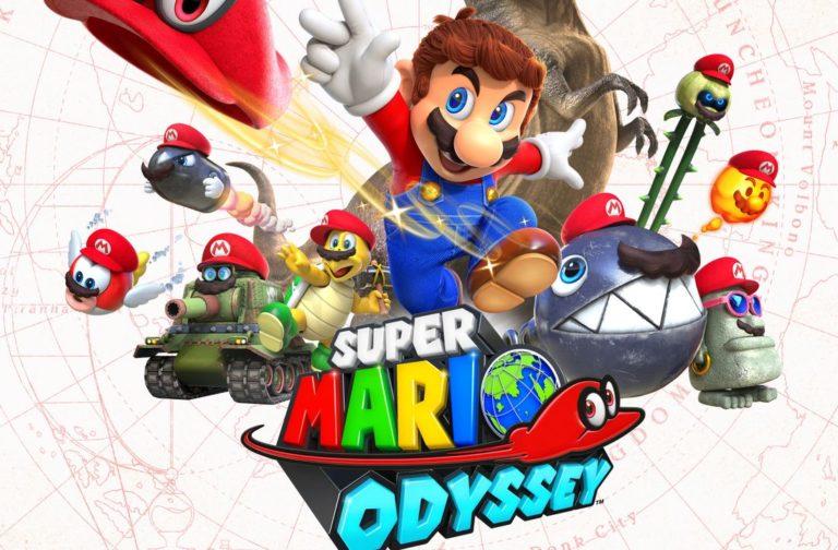 Disponibile Il Primo Aggiornamento Di Super Mario Odyssey Vgn It