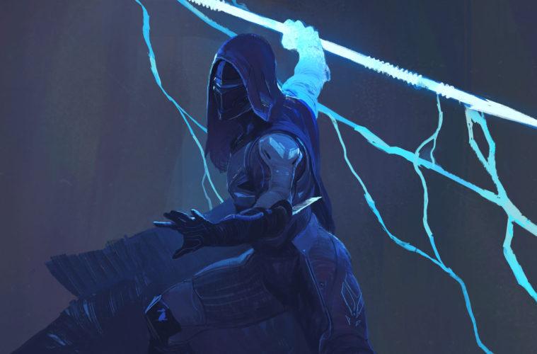 Destiny 2 - Cacciatore Fulminatore