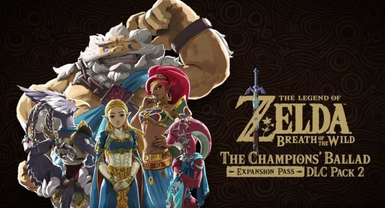 Zelda - La Ballata dei Campioni