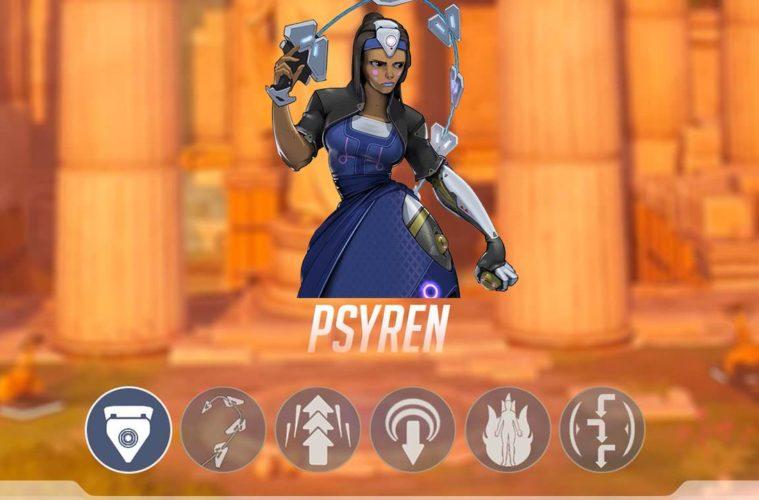 Overwatch - Psyren