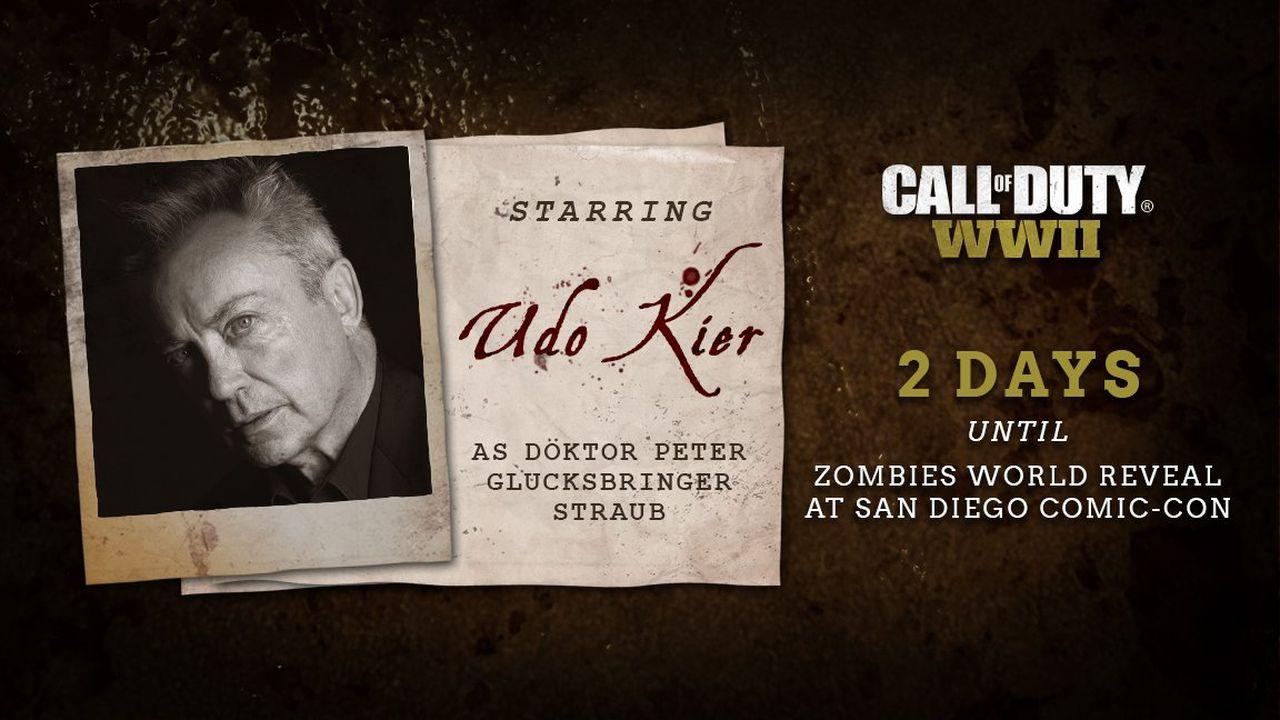 Call of Duty: WWII - Udo Kier