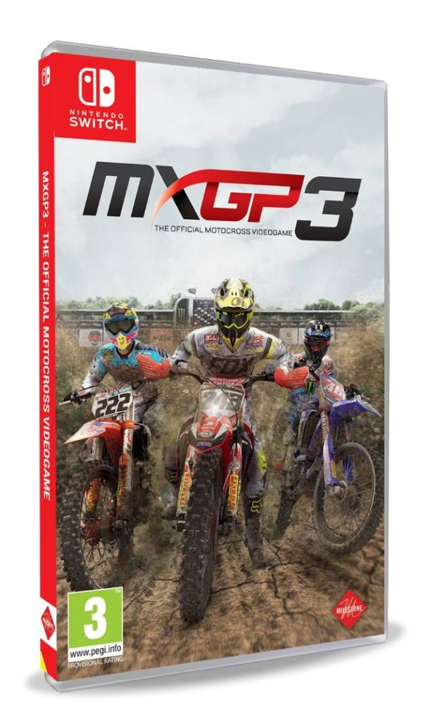 MXGP 3 - Cover Switch