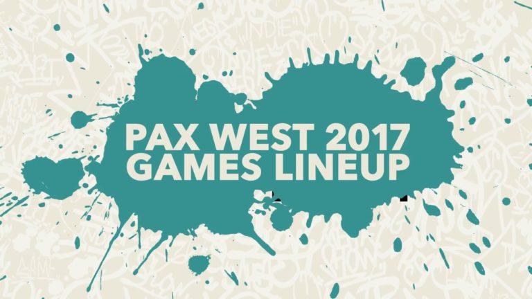 PAX West 2017