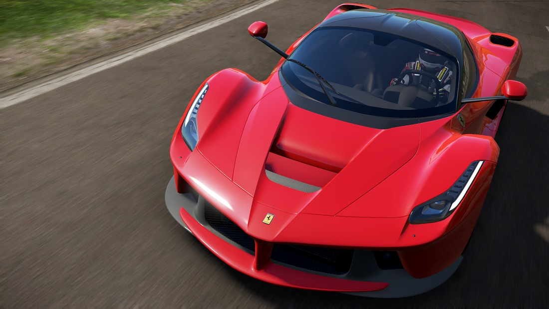 Project CARS 2 - Ferrari