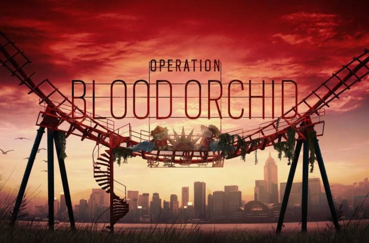 Rainbow Six Siege: Operation Blood Orchid
