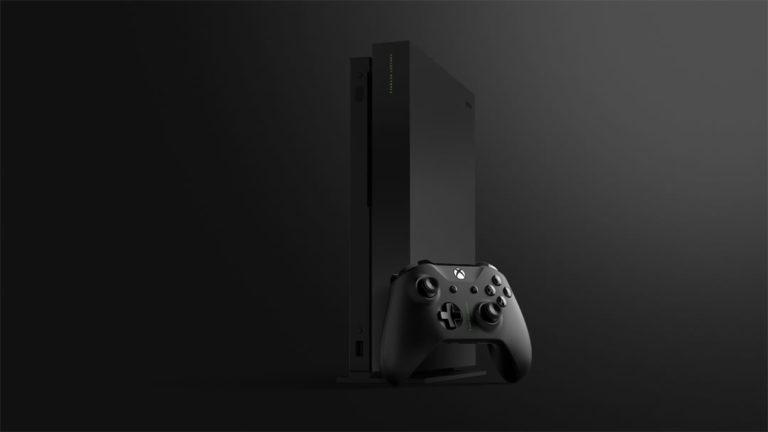 Xbox One X - Project Scorpio Edition