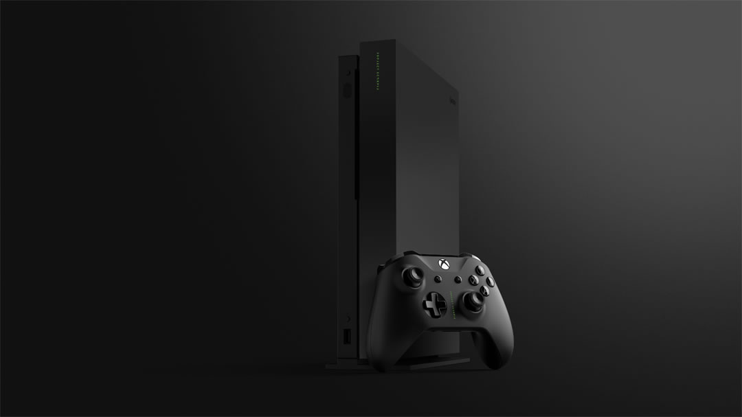Xbox One X - Project Scorpio Edition
