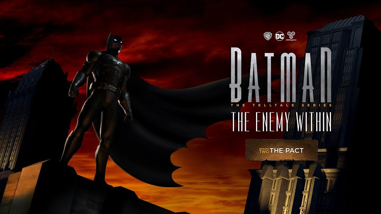 Batman: The Enemy Within - The Telltale Series - The Pact