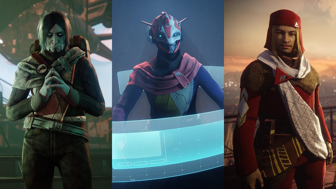 Destiny 2 - Fazioni