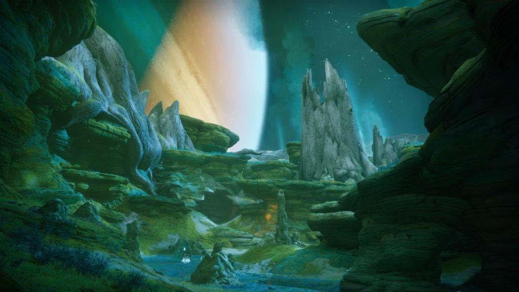 Destiny 2 - Focolaio - Io
