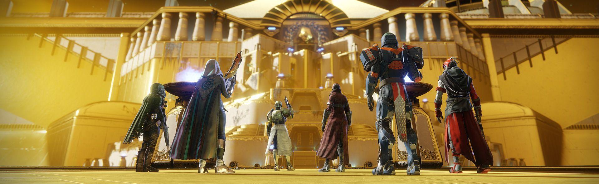 Destiny 2 - Incursione - Il Leviatano