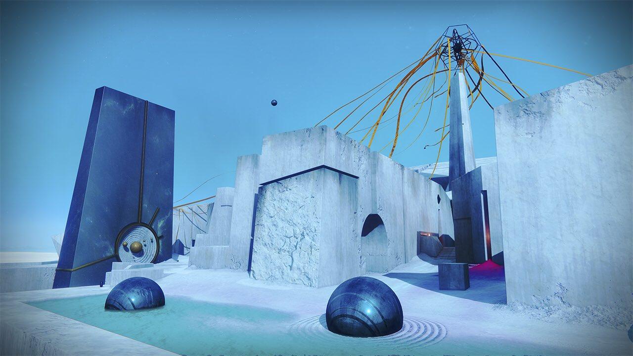Destiny 2 - Prove dei Nove - Eternità