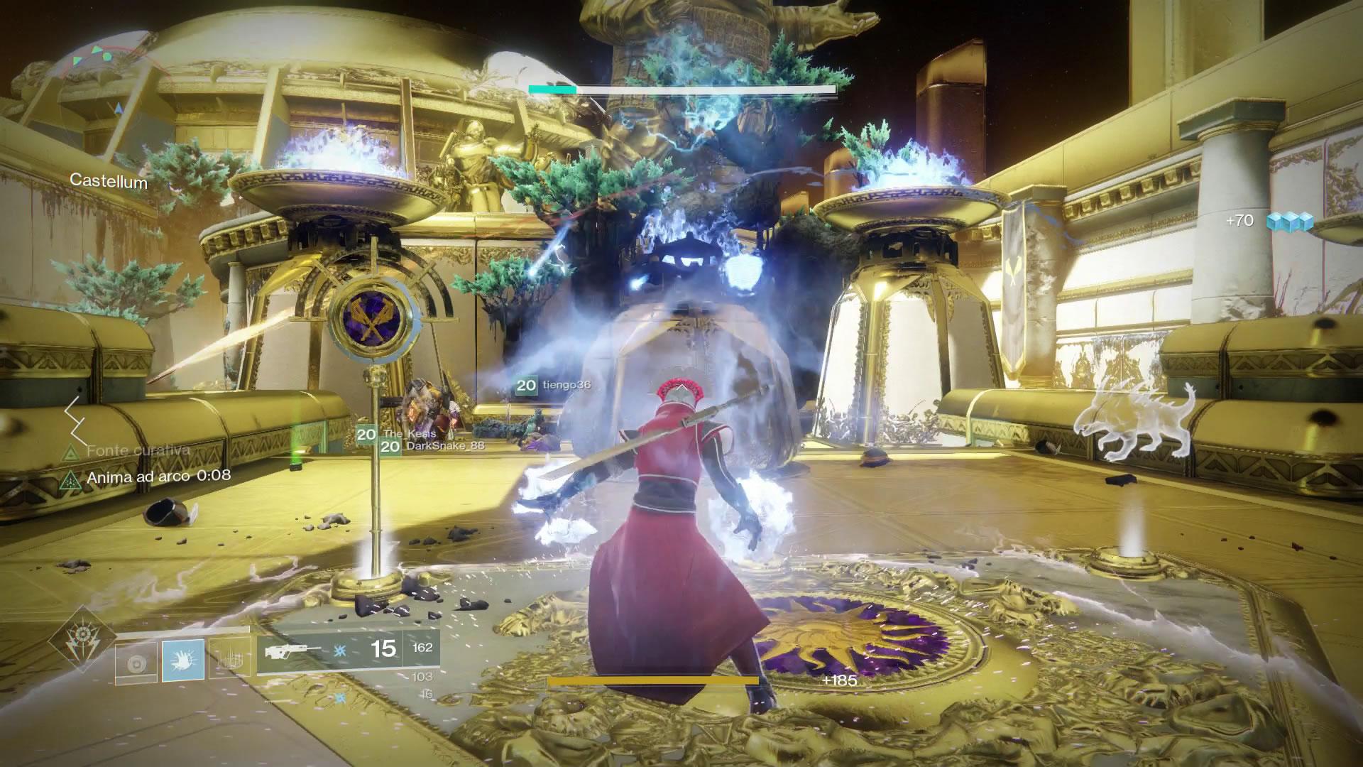 Destiny 2: Il Leviatano - Castellum