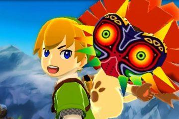 Monster Hunter Stories: The Legend of Zelda DLC Pack