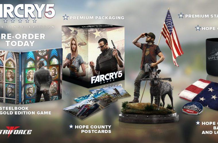Far Cry 5: Resistance Edition