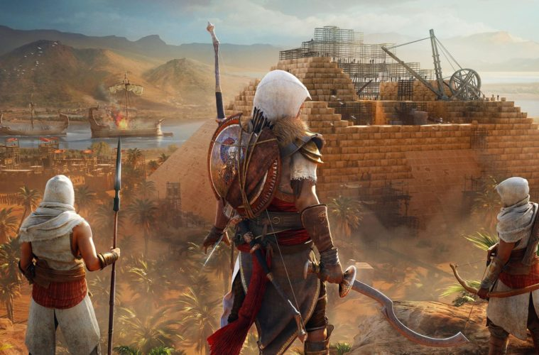 Assassin's Creed: Origins - Ubisoft svela i dettagli del Discovery Tour