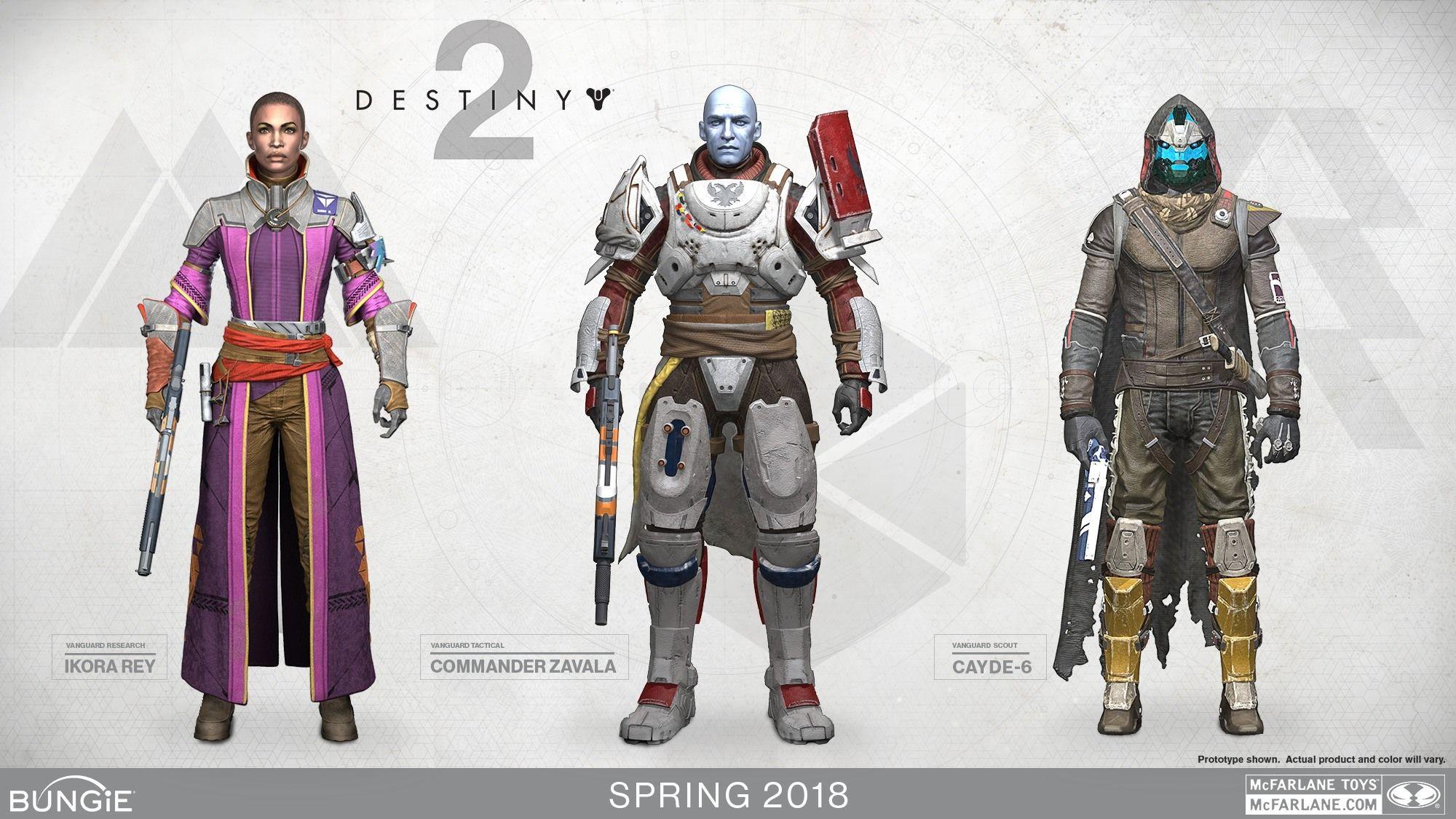 Destiny 2 - McFarlane Toys
