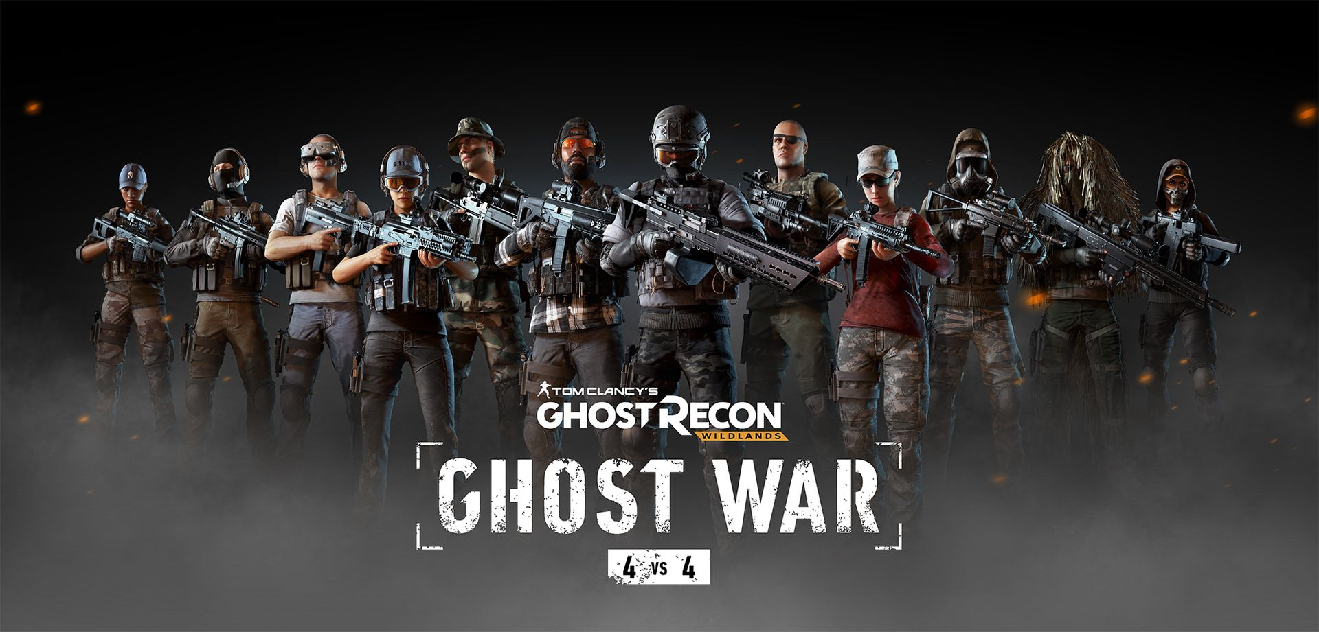 Ghost Recon Wildlands: Ghost War