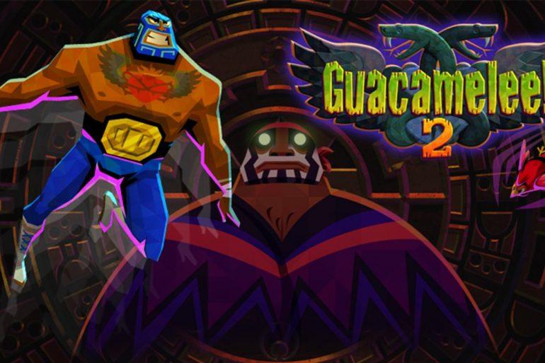 Guacamelee 2