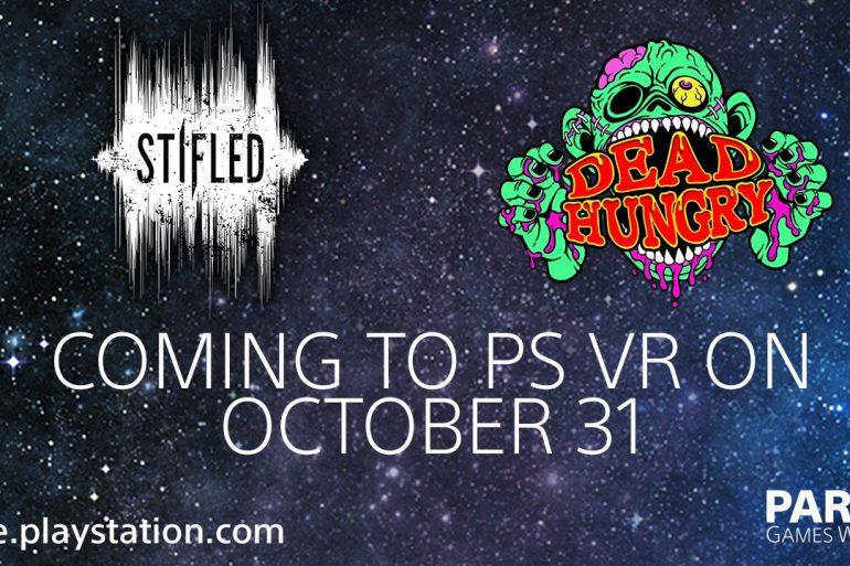 PixelJunk VR: Dead Hungry - Stifled