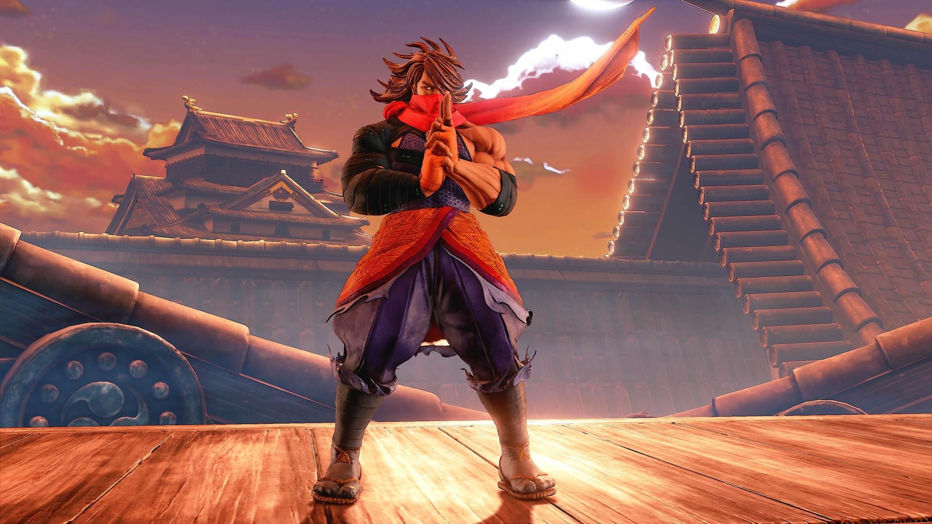 Street Fighter V - Zeku