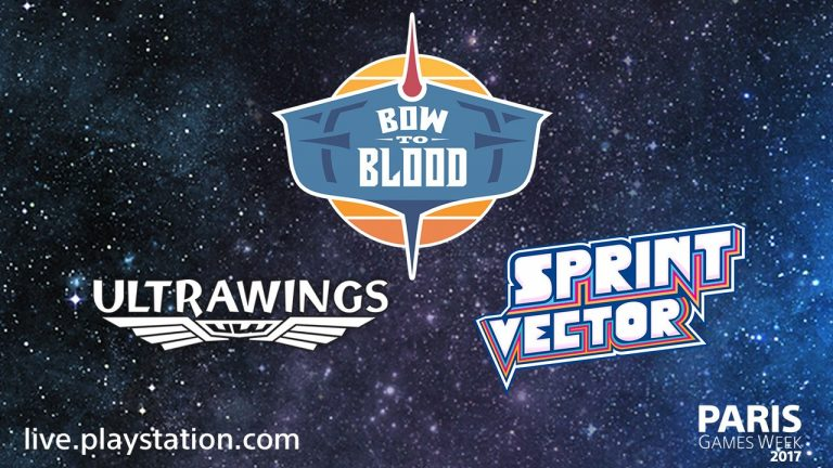 Bow to Blood - Ultrawings VR - Sprint Vector