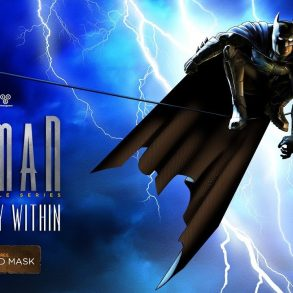 Batman: The Enemy Within - Fractured Mask