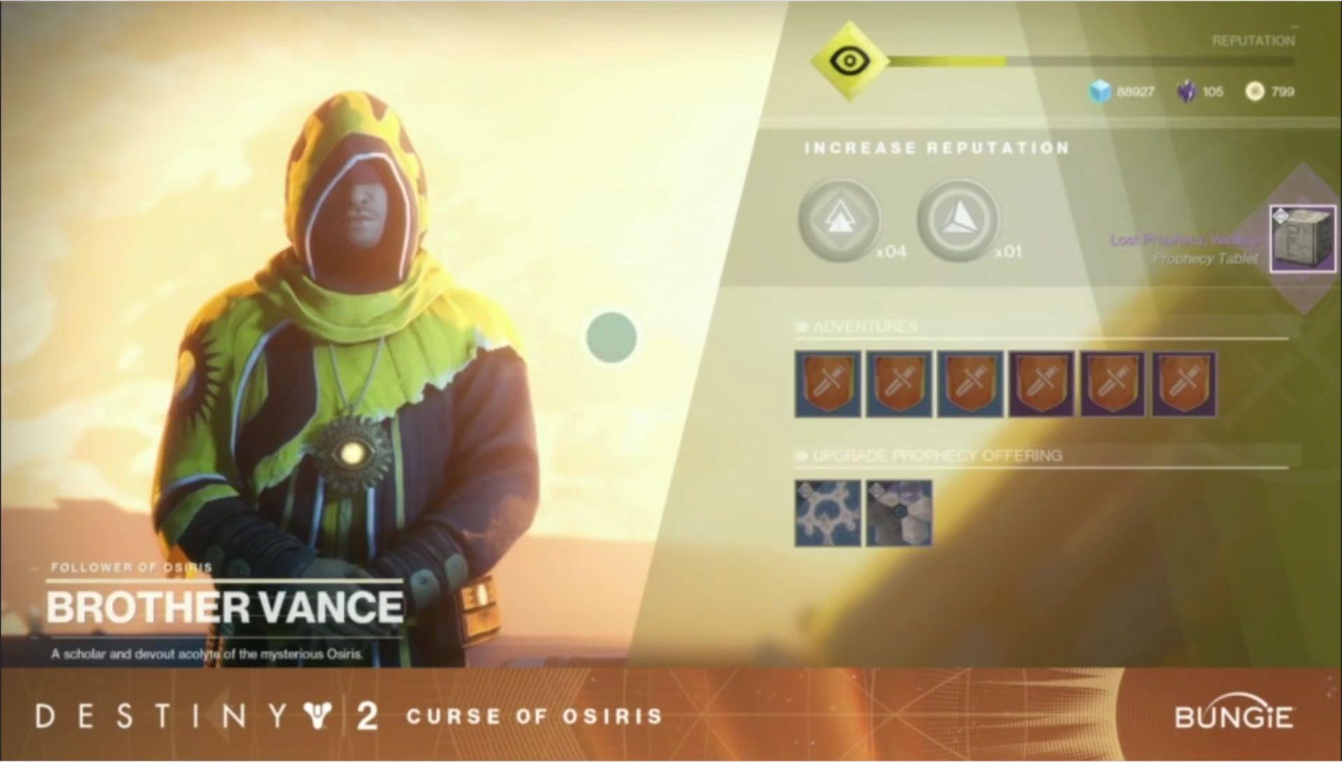 Destiny 2: La Maledizione di Osiride