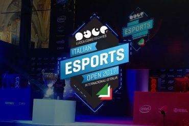 Italian Esports Open 2017