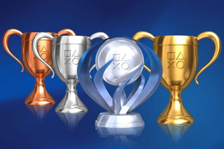 PS4 - trofei