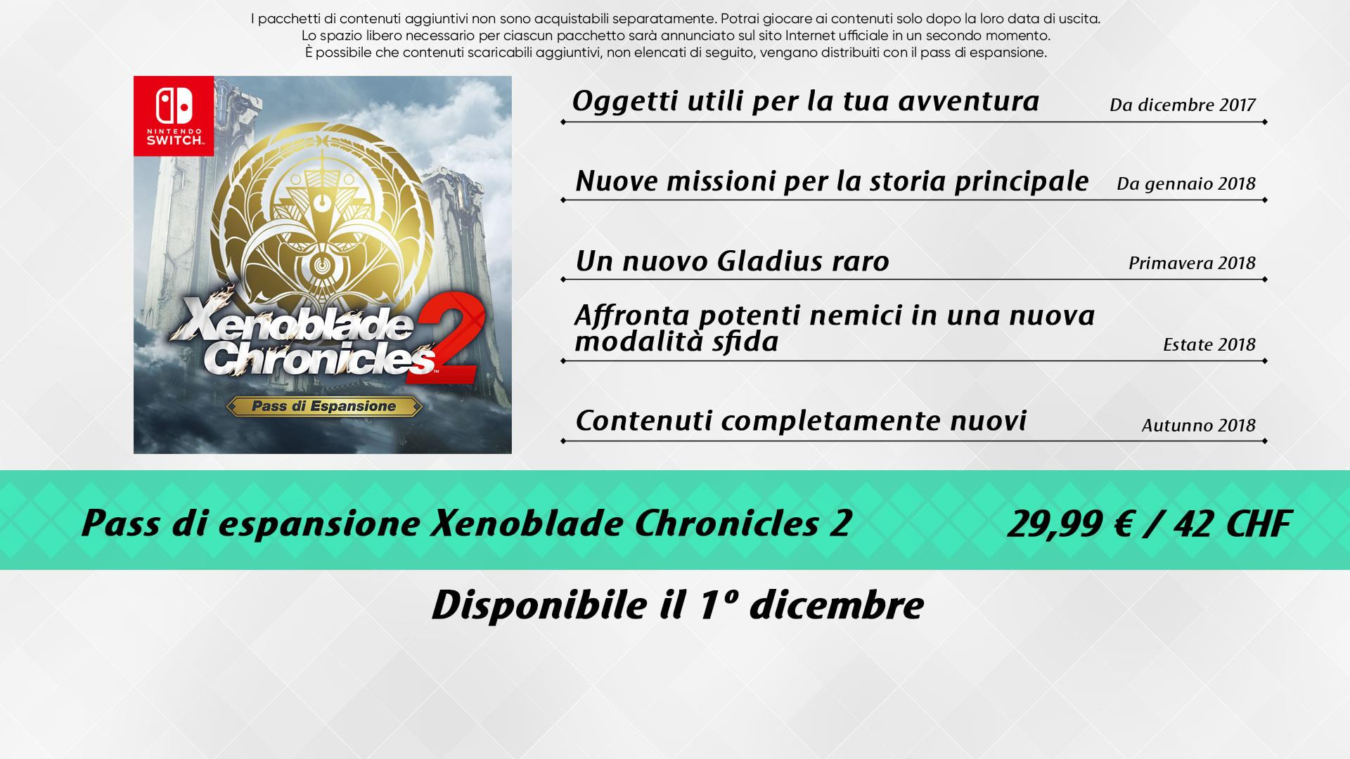 Xenoblade Chronicles 2 - Expansion Pass