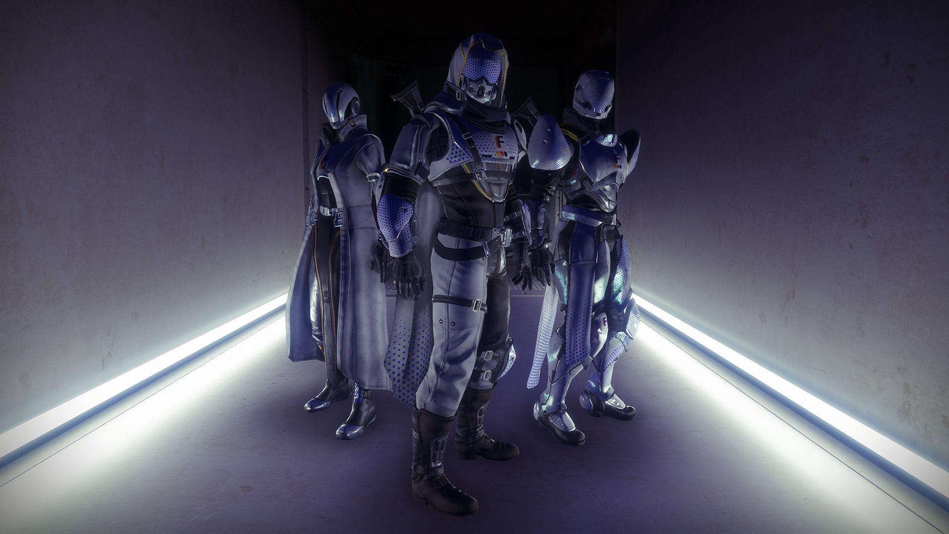 Destiny 2 - Contese di Fazione - Culto Guerra Futura - Decori Stagione 2